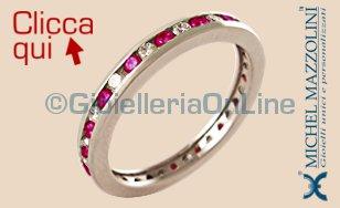 sito affidabile 17851 2c123 Veretta Rubini di alta gioielleria – GioielleriaOnline.com